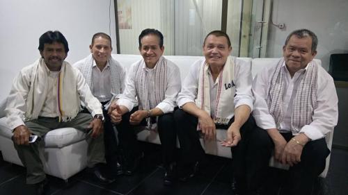 Los Hermanos Galindo en Teleamiga